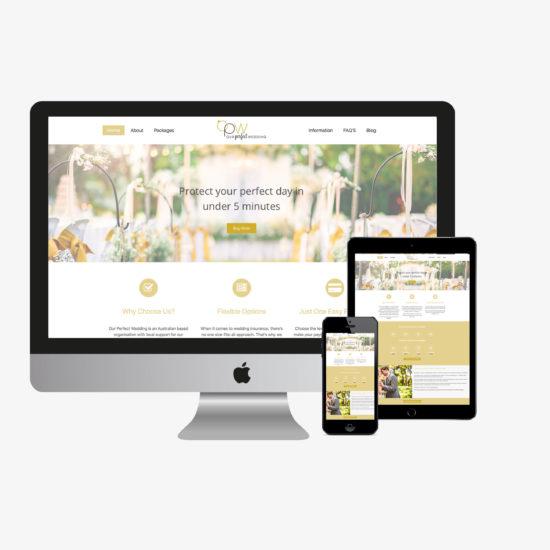 Our-Perfect-Wedding-website-confetti-design-logo-designer