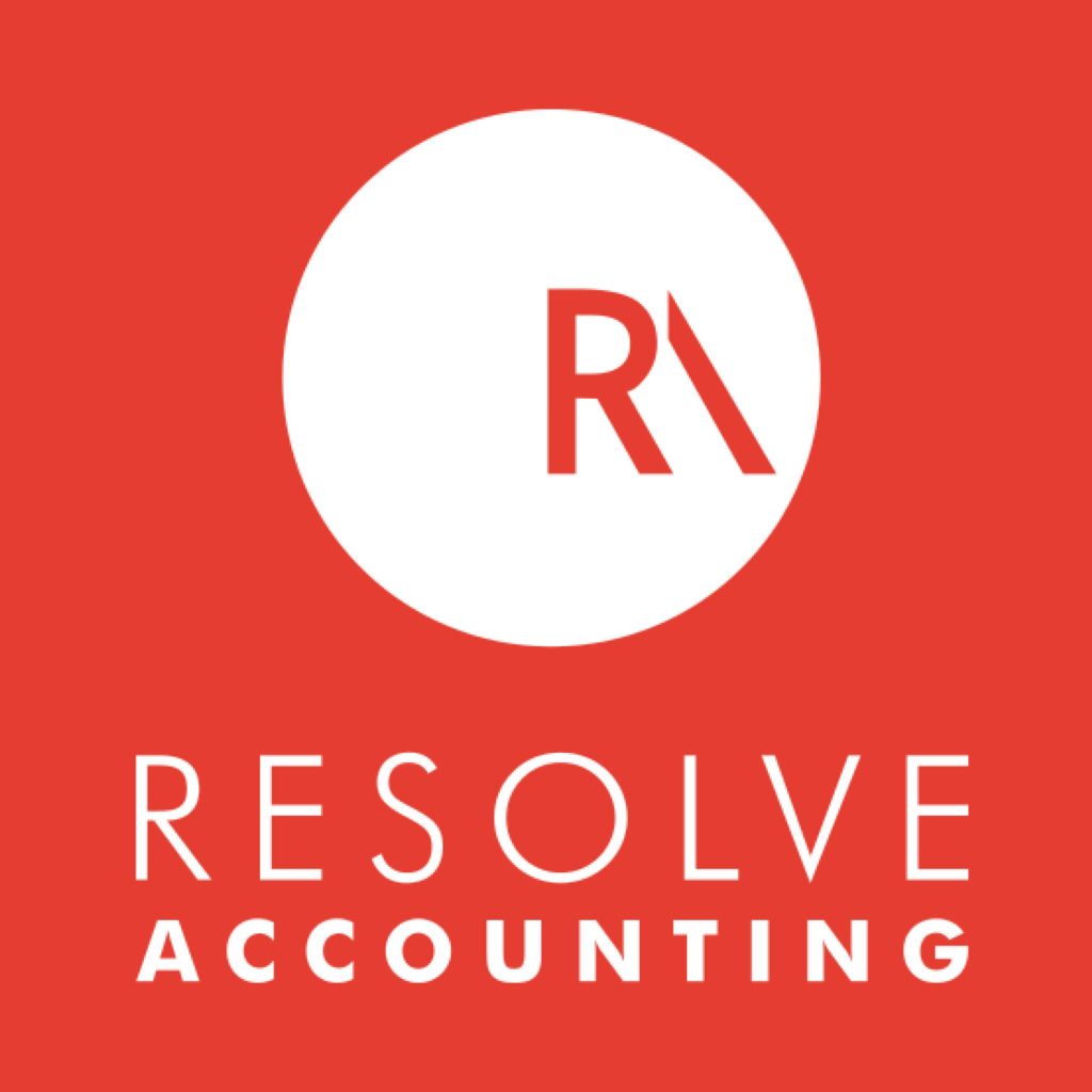 confetti design our branding portfolio resolve accounting