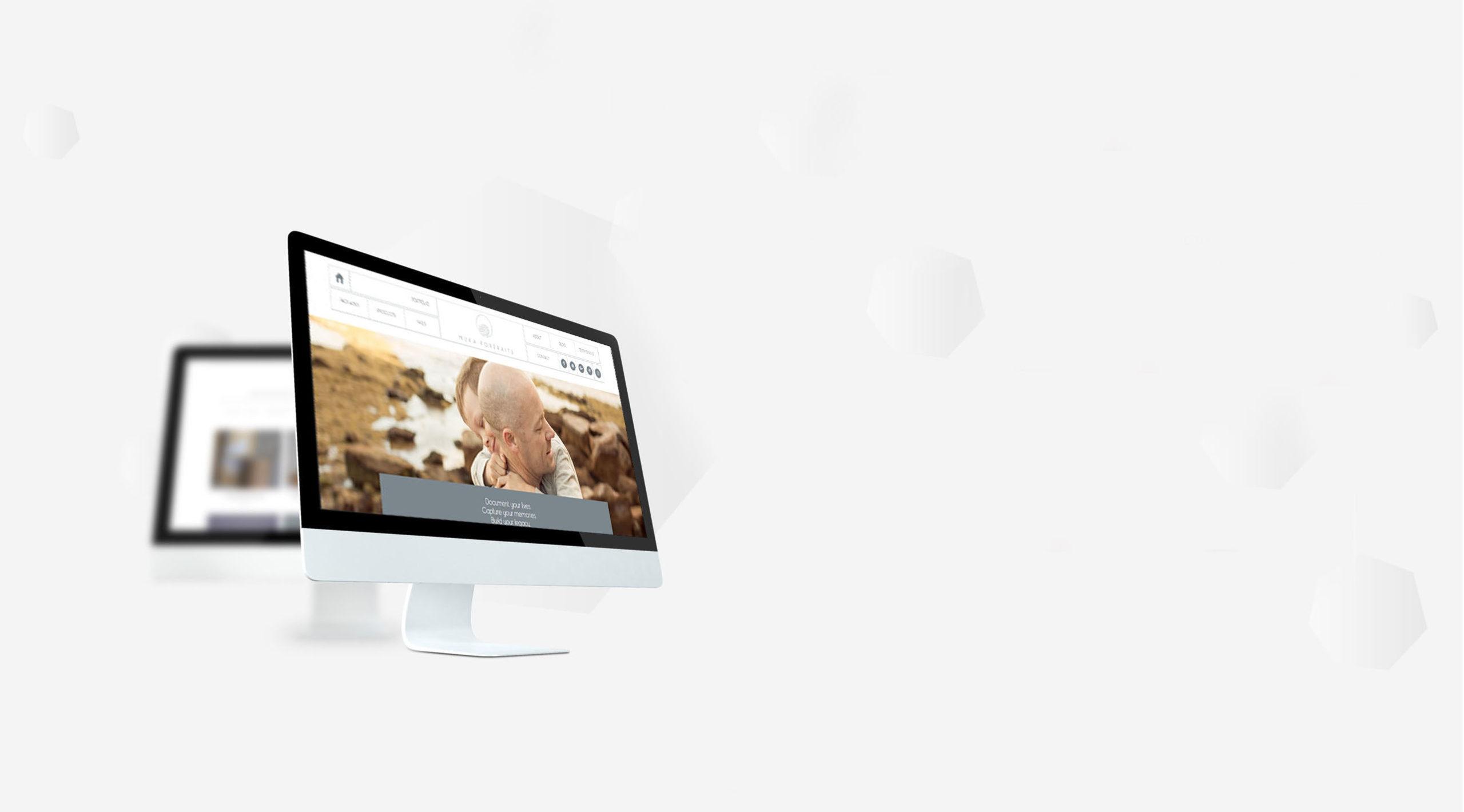 confetti design small business website design melbourne