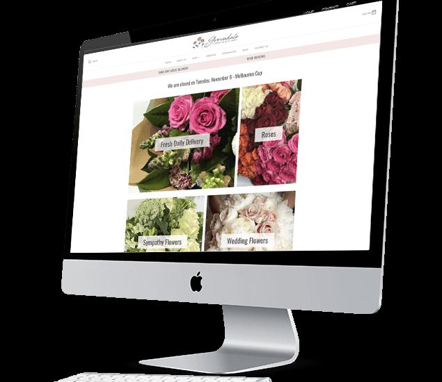 confetti design small business web design portfolio grovedale