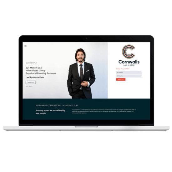 confetti design small business web design portfolio cornwalls
