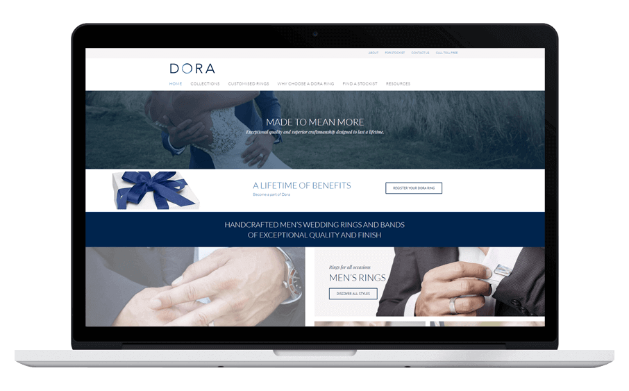 Dora-Confetti-Design-Melbourne-website-design-agency