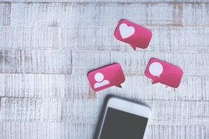 confetti design instagram