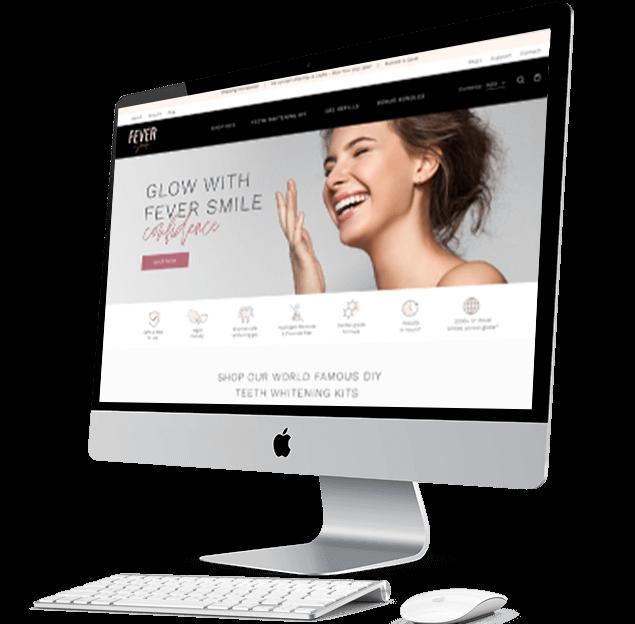 confetti design melbourne based online fever smile