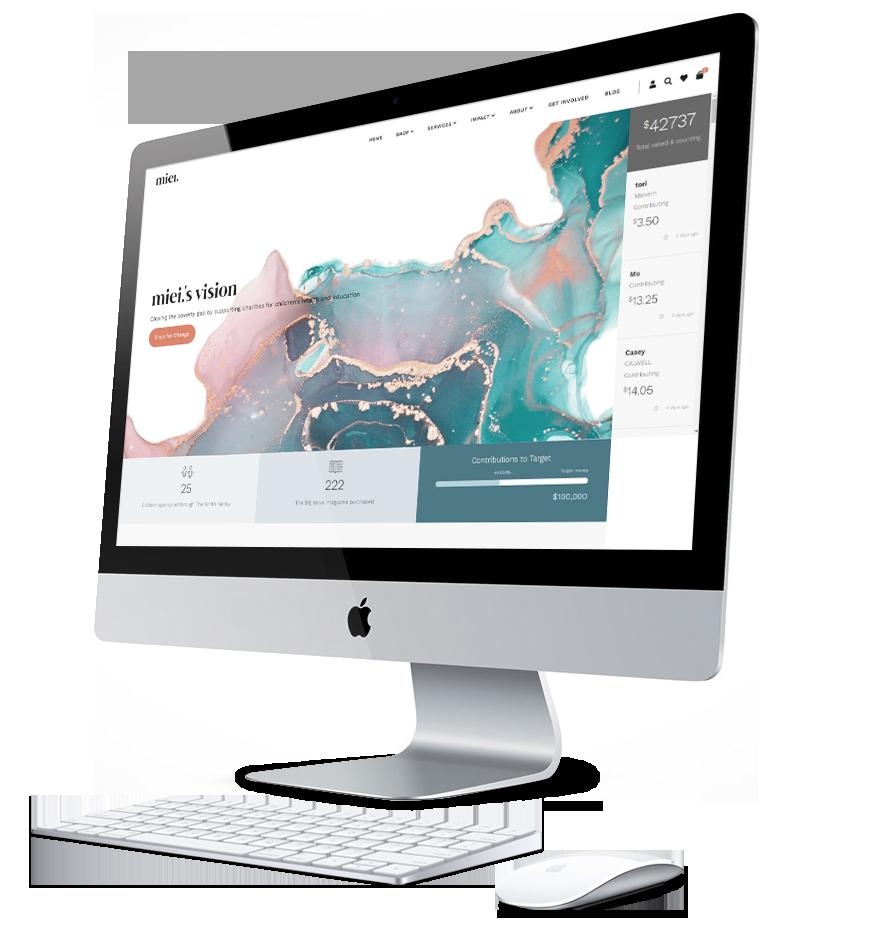 confetti design melbourne based online miei