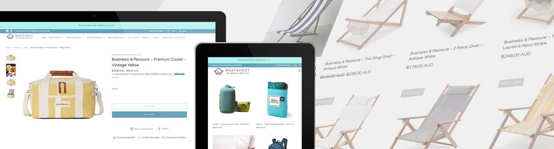 Confetti Design Site Updates Ecommerce Support