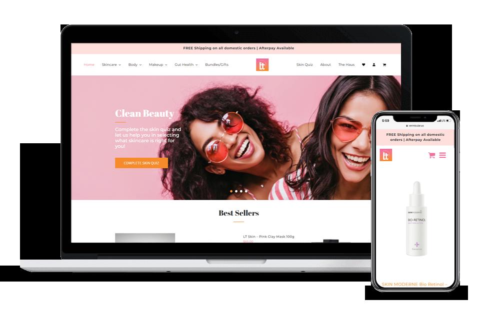 eCommerce website expert Melbourne