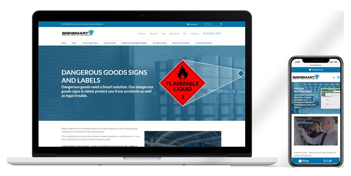 eCommerce website experts Melbourne